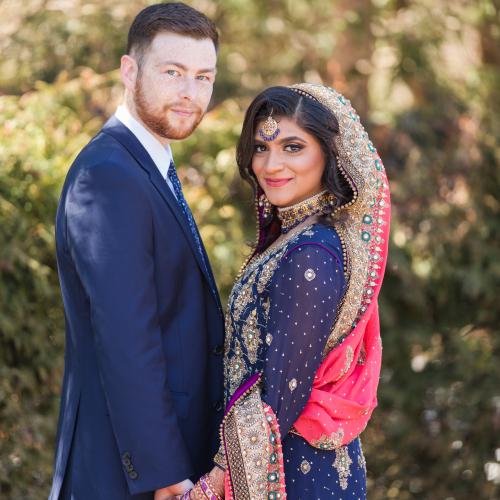 Zainab & Luke